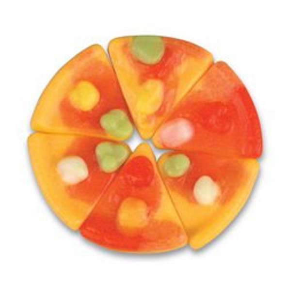 Gummi Pizza Candy Bulk 24 Pack 11073