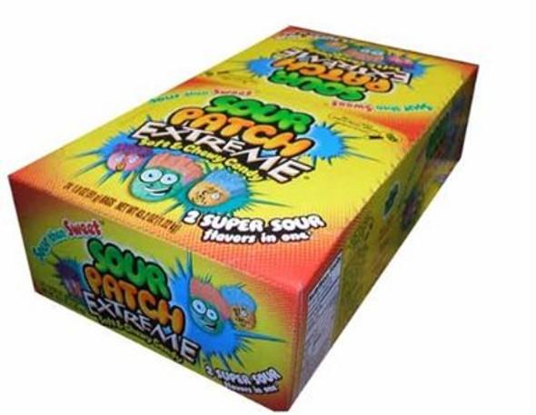 Sour Patch Kids Extreme Bulk 12 Pack 11077