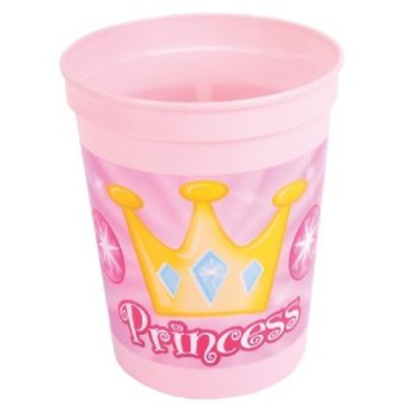 Plastic Cups Princess Party Tea Party Dozen 3847D