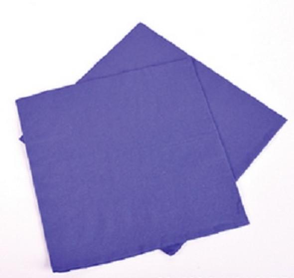 "Purple Party Napkins 10"" 20 Pack 3864"