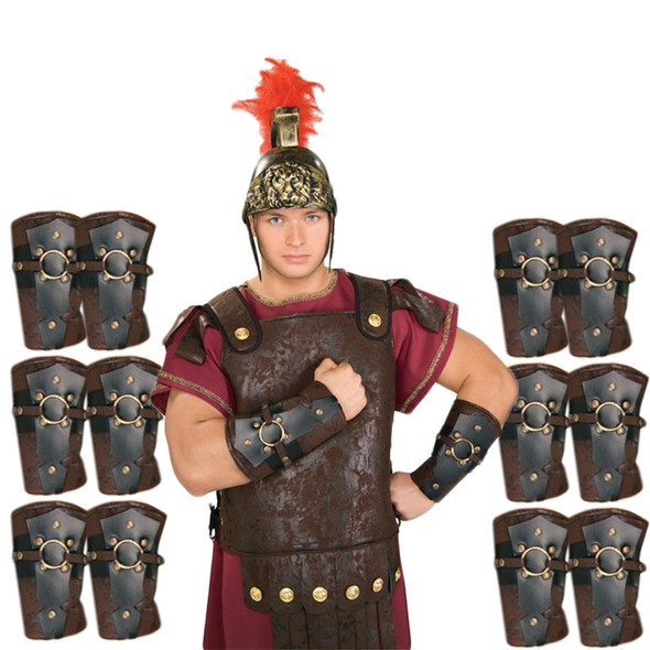 Roman Arm Guards 12PK 4511D
