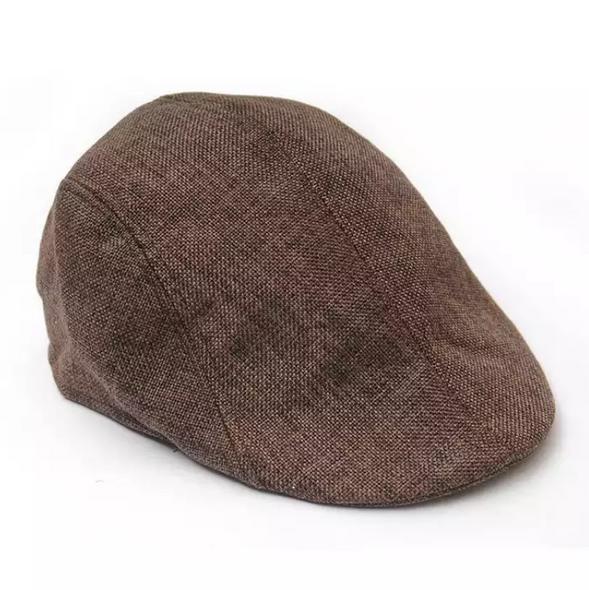 Ivy Cap Brown Bulk  1336