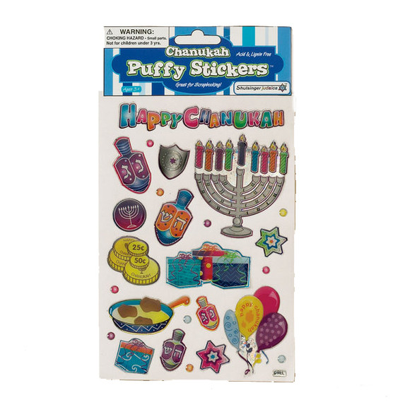 Channukah Stickers Pack 9208