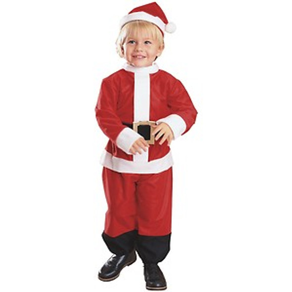 Toddler Santa Claus Costume 4640-4640T