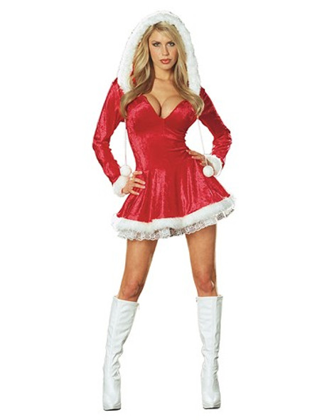 Sexy Sleigh Belle Costume
