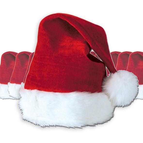 Santa Hat Child Bulk 1577D