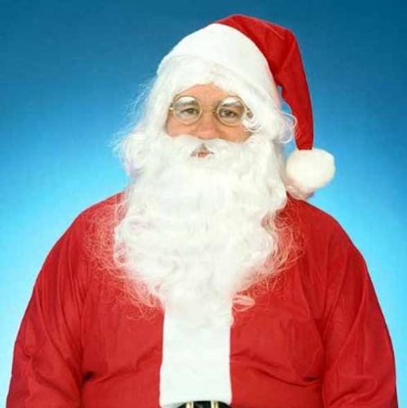 Santa Claus Beard and Hair 6061C