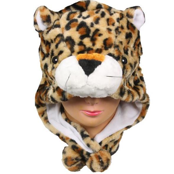 Leopard Hat 5504S