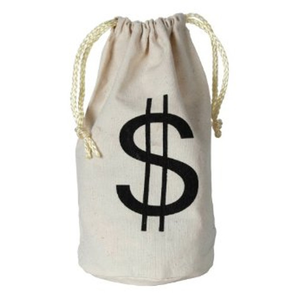 Money Favor Bags $ Loot Bags 9253