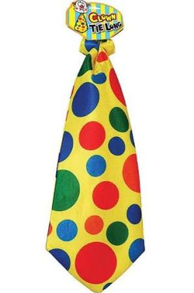 Clown Tie Jumbo Polka Dot 6879