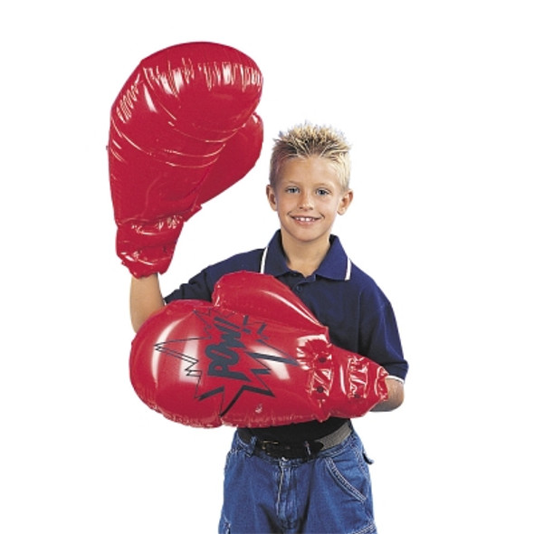 Inflatable Boxing Toy Gloves Jumbo 24  PACK 5197