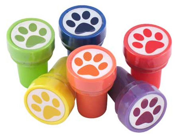 Paw Print Stampers 12 PK 9262D