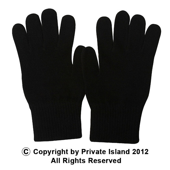 Adult Black Magic Gloves 12 PACK 5035D