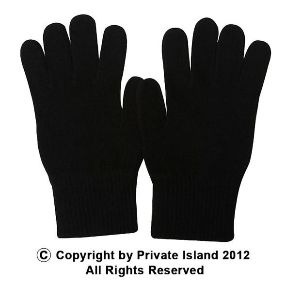 Adult Black Magic Gloves 12 PACK 5035D