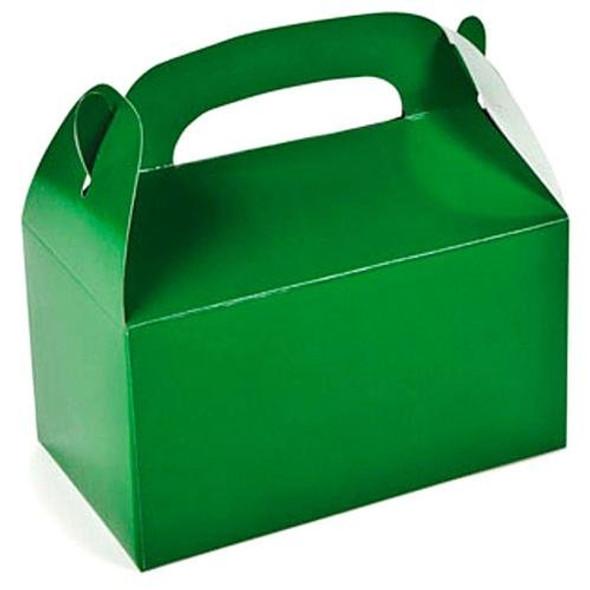 Green Treat Boxes Bulk 12 PACK 3937D