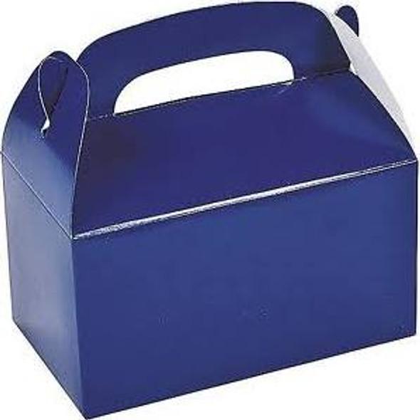 Blue Treat Boxes Bulk 12 PACK 3940D
