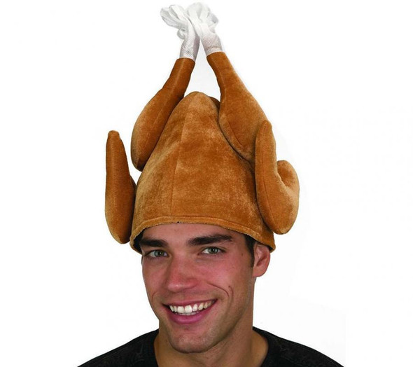 Roasted Turkey Hat  12 PACK WS5837D