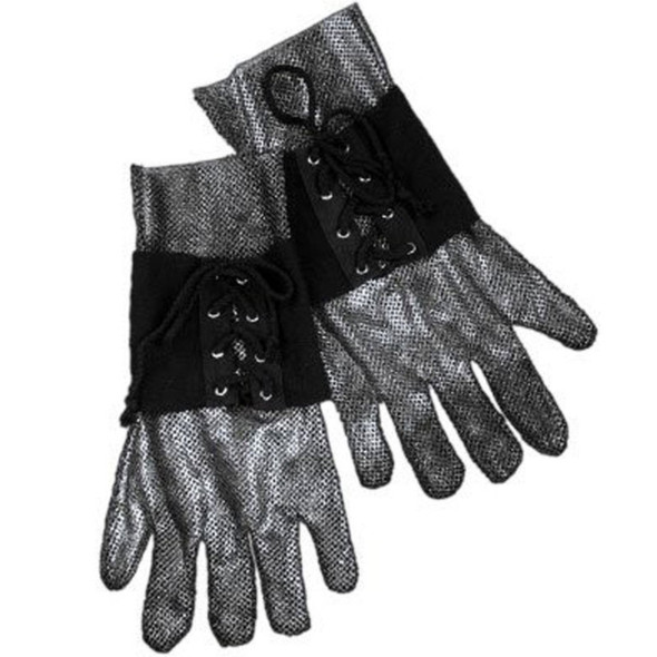 Boys Knight Costume | Medieval Knight Costume | Gloves 12 PACK