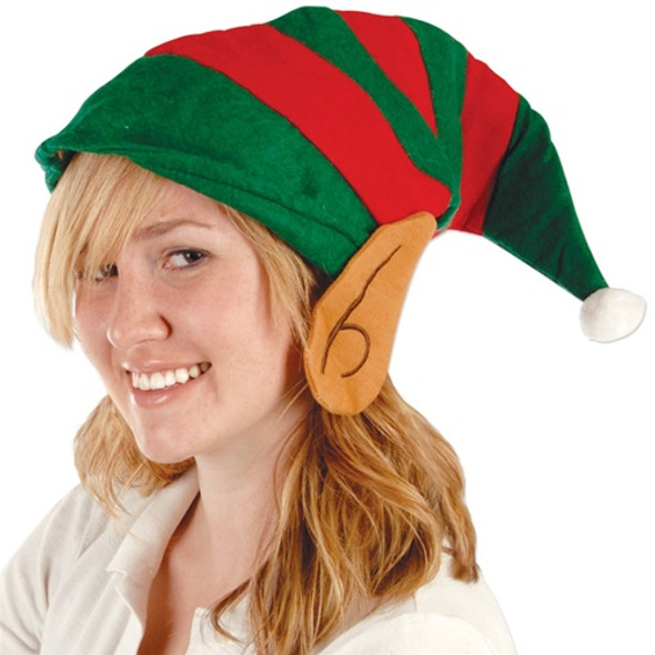Elf Hat with Ears Wholesale | Elf Hat with Ears Bulk | 12 PACK  WS5947D