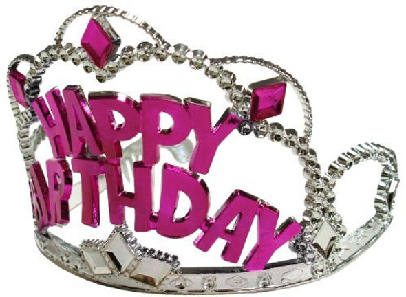 Happy Birthday Tiara |  12 PK WS1448D