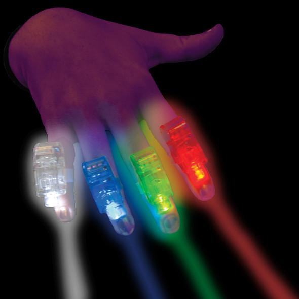 12 Pack Finger Lights WS1855D
