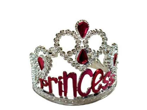 Princess Tiara Bulk | Princess Tiara Wholesale |  12 PK  WS1447D