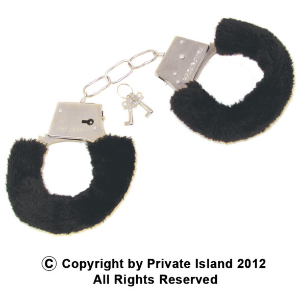 Furry Handcuffs 4 Colors Available 10 - PACK