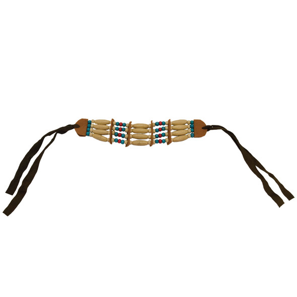 Native American Choker |  Indian Choker Necklace | 12PK WS1706D