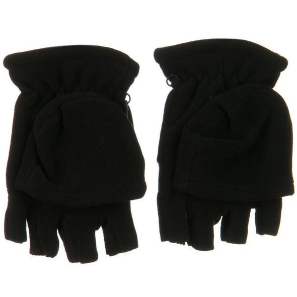 Half Finger Gloves | Womens Fingerless Gloves | 12PK WS5008D