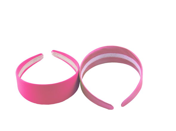 80's Pink Headband 12 PACK  WS06668D