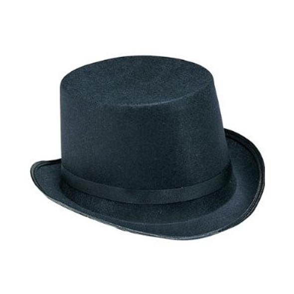 Top Hat Black Felt 12 PACK 1350D