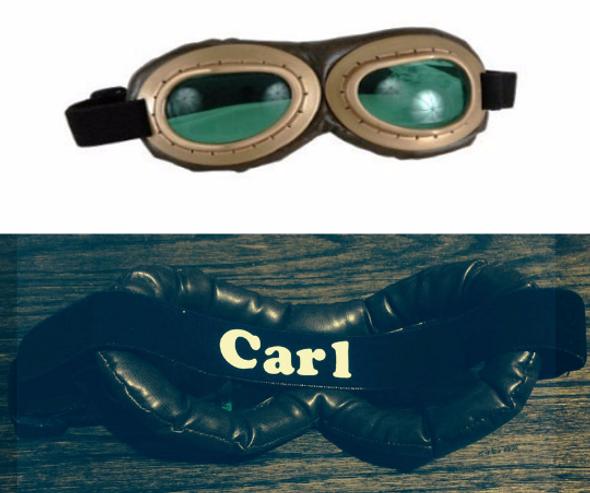 Custom Steampunk Goggles