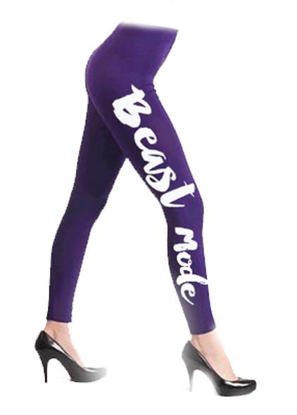 Customized Leggings | Custom Printed Leggings | Design Your Own Leggings | 15066