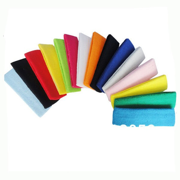 Cheap Elastic Headbands | Wholesale Sweatbands | 12 PACK 15099