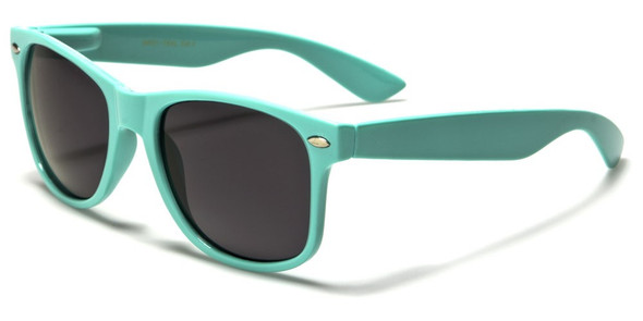 Turquoise Green Iconic 80's Sunglasses Adult | 12 PACK 16004