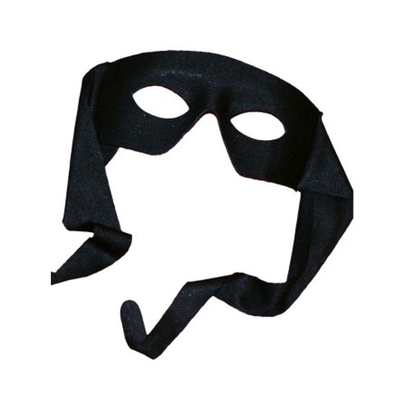 Wholesale Zorro Mask Bulk 12PK 1663B