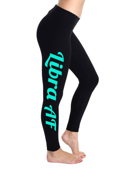 Libra AF Leggings Pants