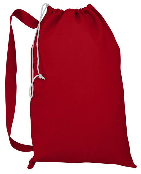 "Giant Santa Sack | Jumbo Santa Sack | 19"" x 24"" Heavy Canvas w/ Shoulder Strap  13090"