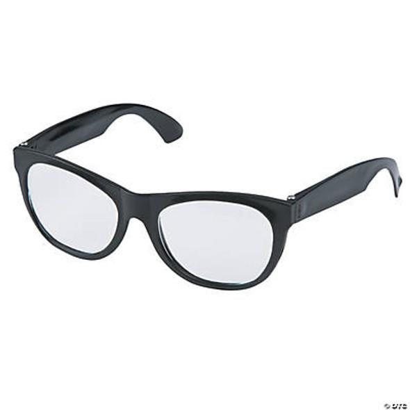 Nerd Glasses Wholesale | Black Clear Glasses Wholesale | 12 PACK 1081DZ