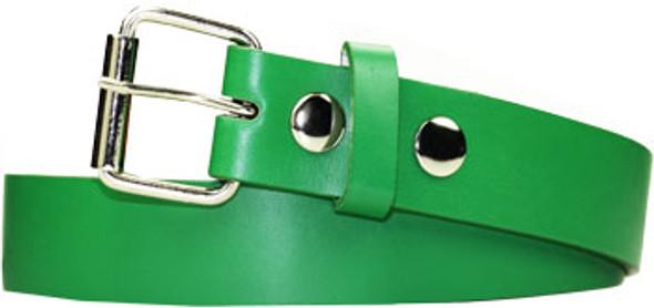 Green Belts for Children | w/ Free Detachable Buckle 12PK 2915G