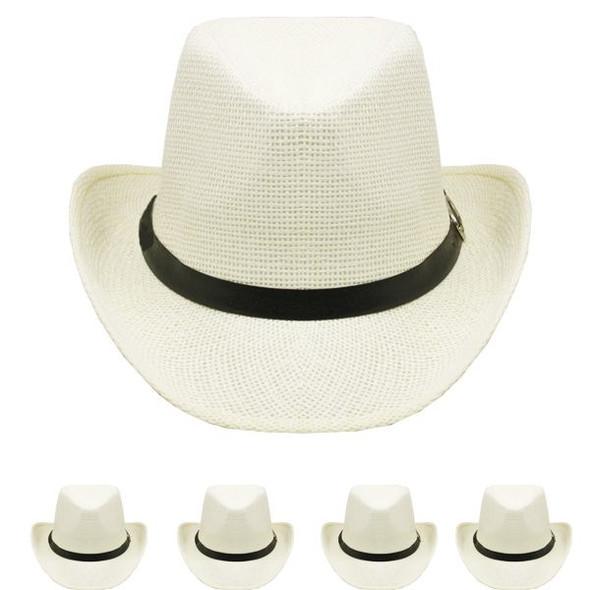 Brown Cowboy Hats Bulk |  Adult 12 PACK 1480BR UNISEX