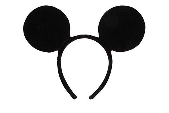 Disney Mickey Ears Headband Deluxe 6654MIC
