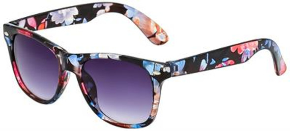 Floral Sunglasses |  Adult 12 PACK 10001F