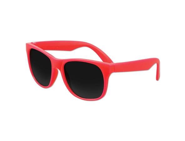 Kids Sunglasses Red Iconic 80's  | 100% UV 400 12 PACK 13002