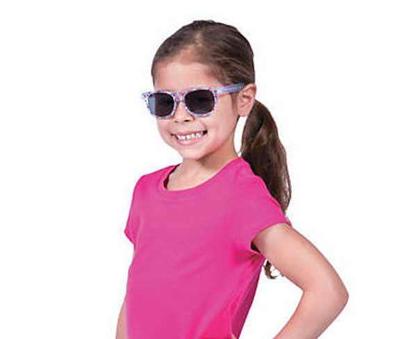 Kids Polka Dot Sunglasses 12 PACK Ages 3-9 | 384