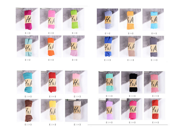 """Cotton Twill Scarves Shawl 10 PACK 35"""" x70"""" 20036"""