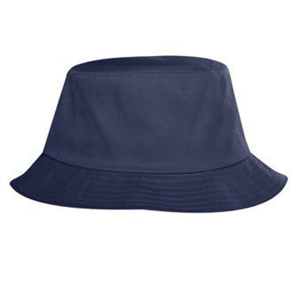 """Fisherman Bucket Hat Navy Blue 22.5"""" Standard Adult 5822N"""