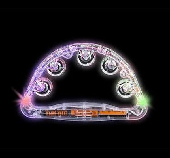 """LED Tambourines 