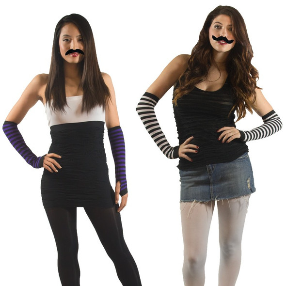 Party Favor Set Fake Bulk Mustaches | 72 PACK 1618PS