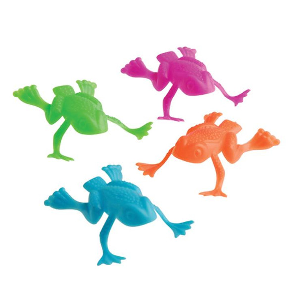 Party Favor Set | Jumping Frogs 92198PS 12 PACK